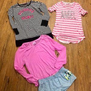 Women's vs Pink sleepwear Lot